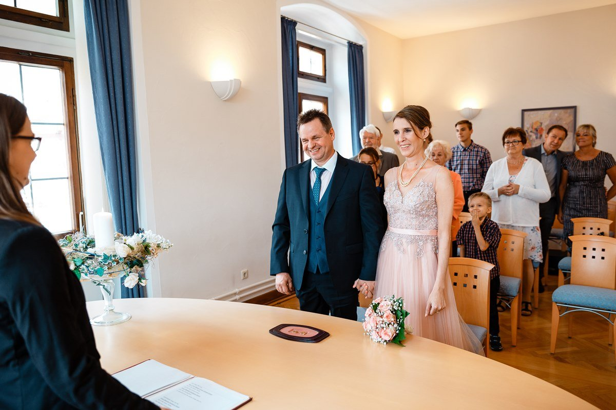 Standesamtlich heiraten Bad Mergentheim